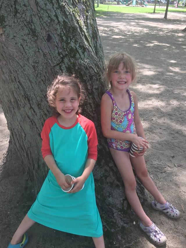 Fun at Camp Gan Israel!