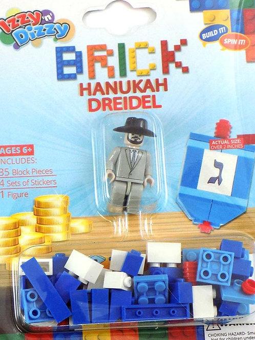 Binyan Blocks Dreidel