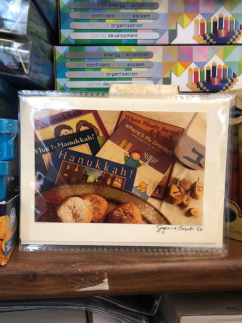 copy of copy of Locally Made Chanukah Cards