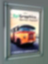 Πλαίσιο αφίσας αλουμινίου