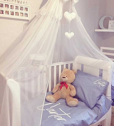 Personalised Bed Sets - Blue