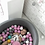 Thumbnail: Charcoal Ball Pit with 200 Balls.