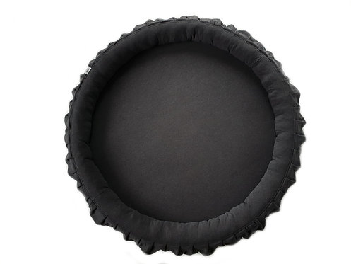 Charcoal Padded Play mat.