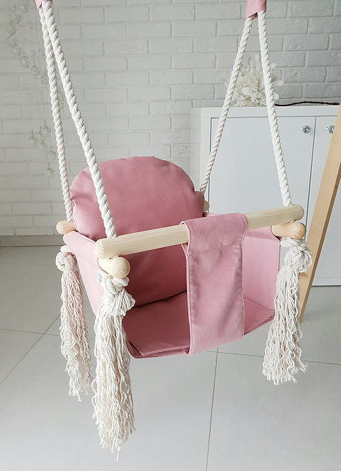 Pink Bunny Swing.