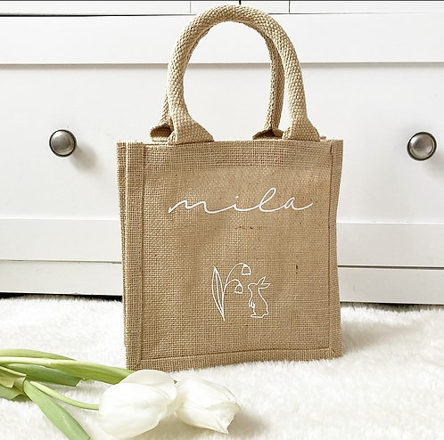 Personalised Bunny Bag