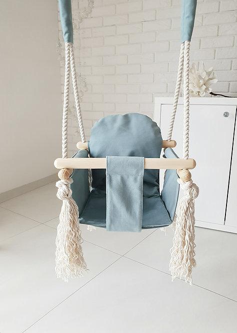 Blue Bunny Swing.