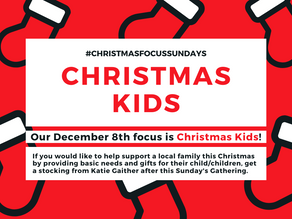 Support a Family through Christmas Kids
