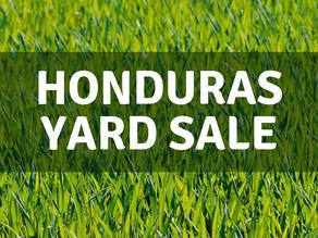 Honduras Mission Yard Sale