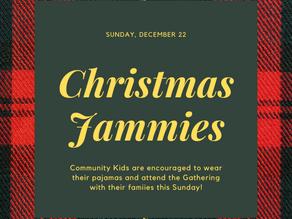 Worship as a Family This Sunday (+Pajamas)