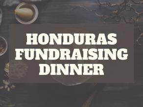 Honduras Fundraising Dinner
