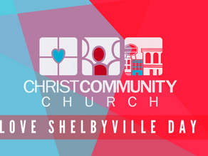 Love Shelbyville Day is May 26th