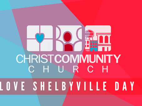 Love Shelbyville Day is April 28th
