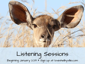 G2 Listening Sessions