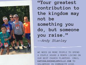 Help Raise Up Our Best Church Planters