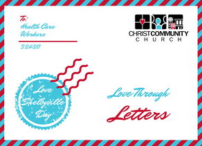 Love Through Letters Project