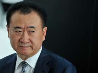 Hidden Dangers In China's Big Bucks Buy Into Hollywood
