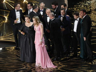 The Importance of Spotlight's Win at the Politically Charged Oscars