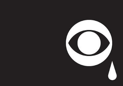 The CBS Eye logo has reason to shed a tear