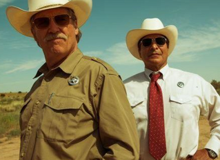 "The Legend of Jeff Bridges Rides Tall  Once Again In ""Hell Or High Water"""
