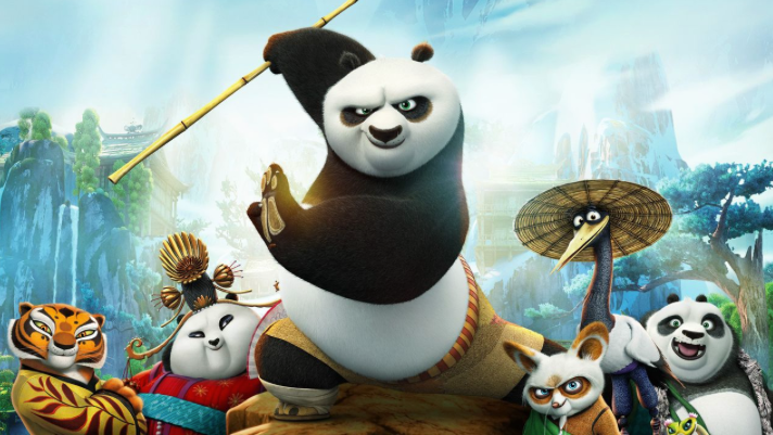 DreamWorks Animation's Kung Fu Panda will fight for a new team