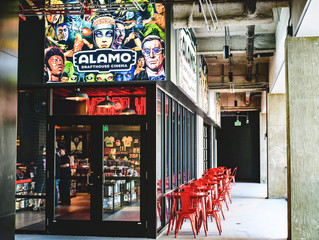 Inside L.A.'s Game Changing Alamo Drafthouse Cinemas