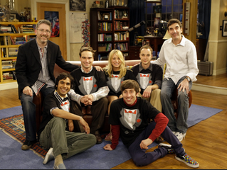 How 'Big Bang Theory's' Co-Creator Became A Voice For The Vulnerable