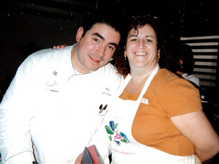 Chef Paula Was NOT Emeril Lagasse's Love Child. She Was My Sister