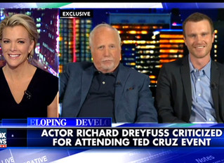 How Richard Dreyfuss Became A Radical Centrist