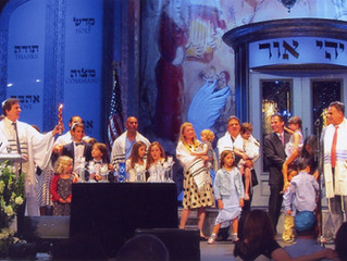 The High Holy Days: Jews Welcome 5782 Despite Covid