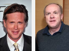 Cary Elwes and his brother Cassian Elwes