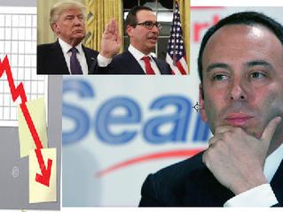 LAWSUITS AHEAD: Trump's Treasurer Steven Mnuchin was Eddie Lampert's Wingman as Sears Declined for a