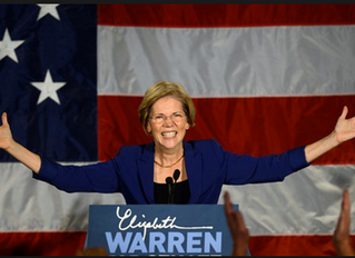 LISTEN UP: Elizabeth Warren's Blueprint For Her Presidency