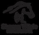 SharonWilsie Horse Speak Logo Black no b