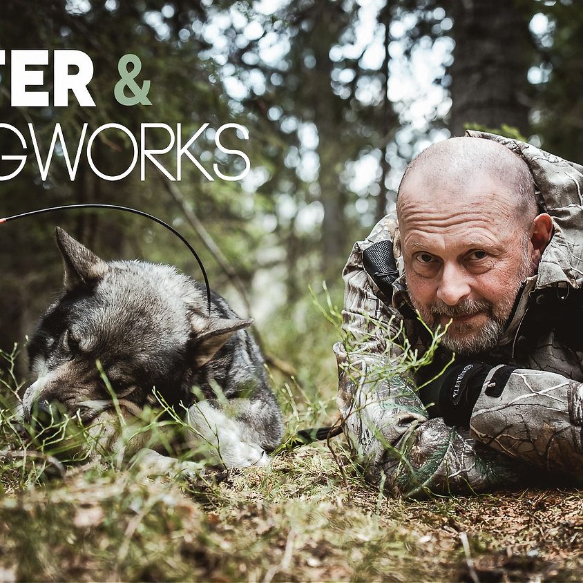 "Peter ""Dogworks"" Ekeström: Jakthunden - Signalerna, Bromsen och Följsamheten"