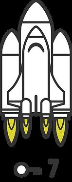 Rakete_Key-7_gelb.png