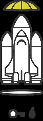 Rakete_Key-6_gelb.png