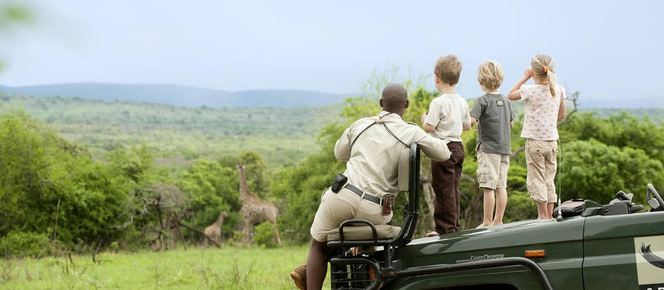 Feature lodge: &Beyond Phinda Mountain Lodge
