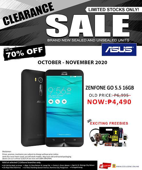 Asuz Zenfone Go 16gb 5.5 (ZB551KL)