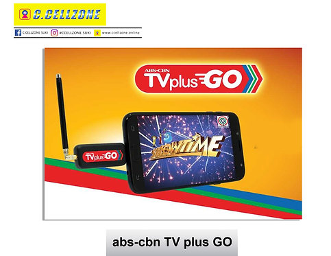 ABS-CBN TV PLUS GO
