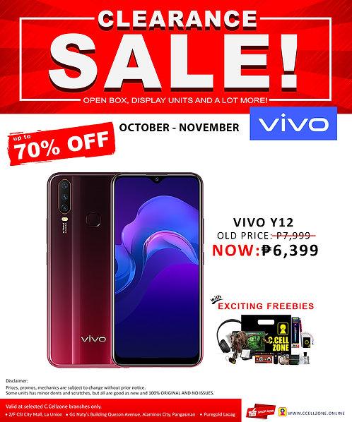Vivo Y12 3GB/64GB
