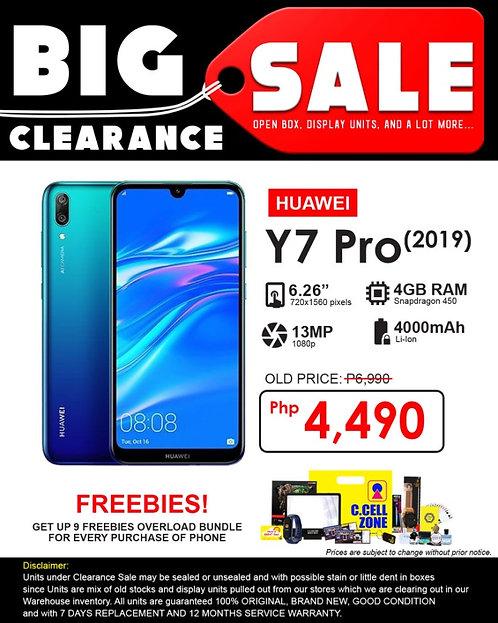 HUAWEI Y7 PRO 2019 3GB/32GB