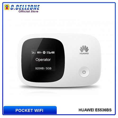Pocket wifi huawei E5336Bs
