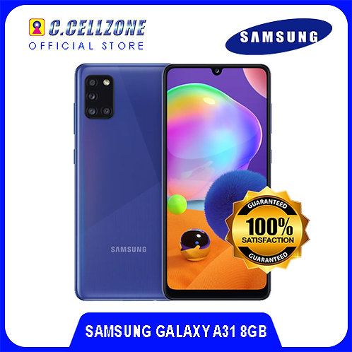 SAMSUNG GALAXY A31 128GB