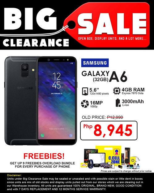 Samsung Galaxy A6 (2018) 32GB