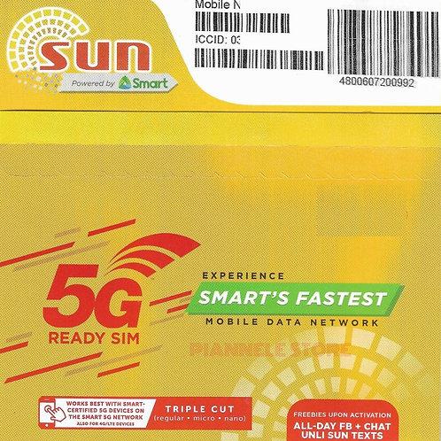 SUN CELLULAR LTE SIMCARD