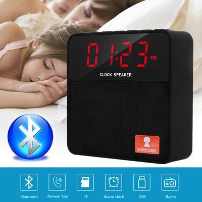 CZ Trendy Bluetooth Speaker Clock T1