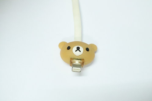 DATA CABLE W/ CHARACTER IPHONE 5