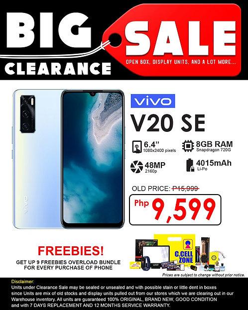 VIVO V20 SE 8GB/128GB