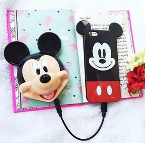 Mickey Mouse 12000mah Powerbank