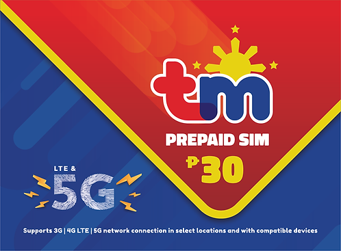 TOUCH MOBILE LTE SIMCARD